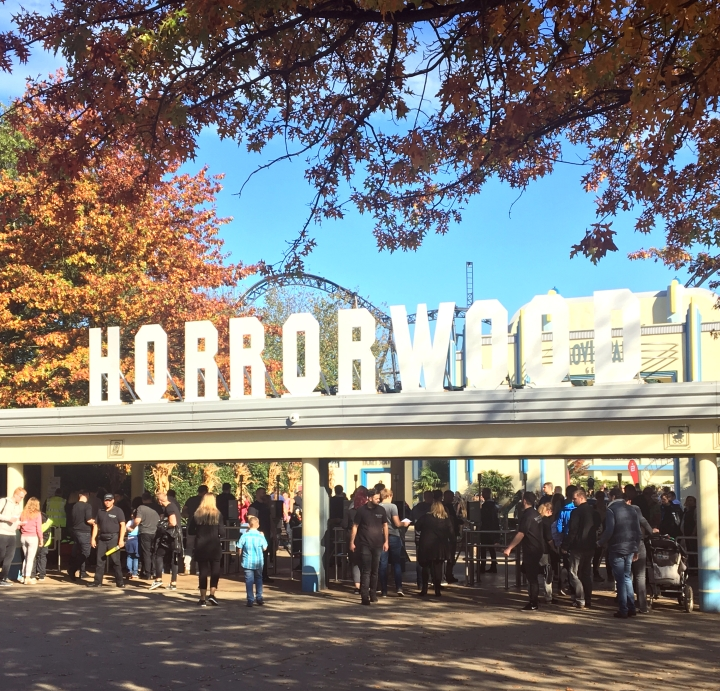 Horrorfest @ Moviepark Germany